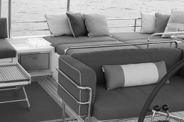 Outdoor Cushion Foam For Marine, Yach, Boat, Cruise and Hotel Interior By URECELQUICKDRY